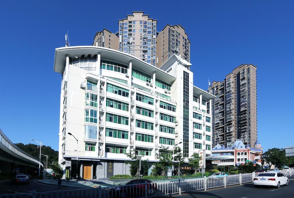 厦門 ルシ ホテル No.1 ブランチ