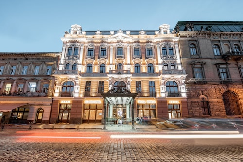 . Grand Hotel Lviv Luxury & SPA