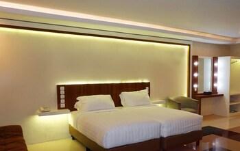 Exclusive Süit, 1 Yatak Odası, Küvet