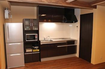 KYOTO MACHIYA KICHIATSUSE UMEKOJI Private Kitchen