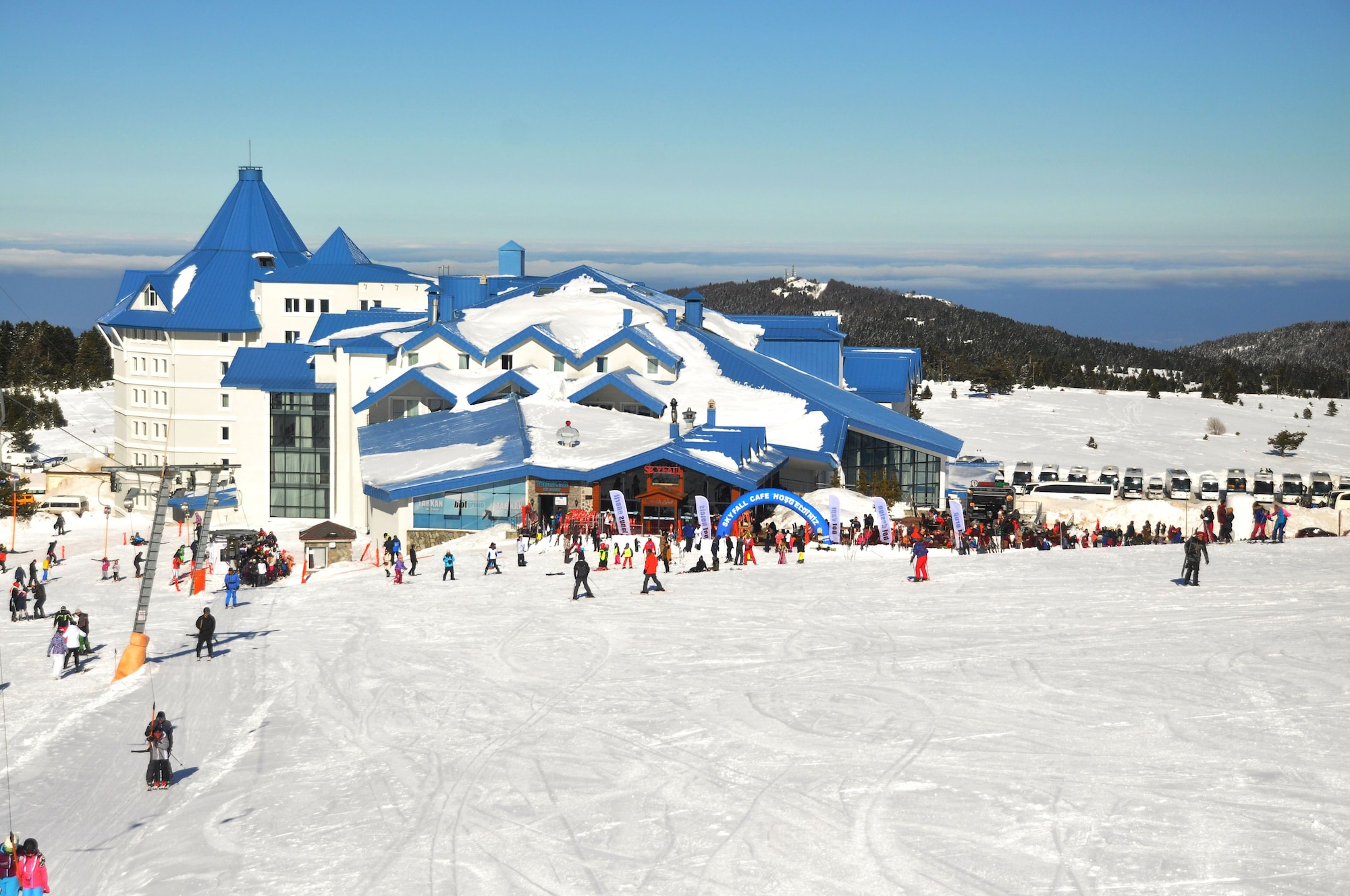 Bof Hotels Uludag Ski & Convention Resort - All Inclusive, Kestel