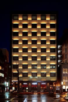 THE ROYAL PARK HOTEL KYOTO SHIJO Front of Property - Evening/Night