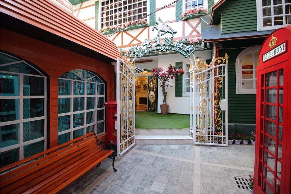 厦門フェイス ナイト ロイヤル ガーデン