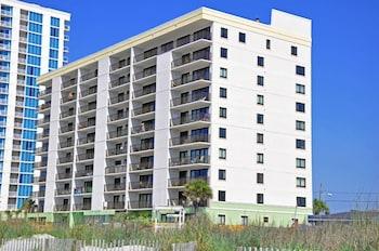 North Myrtle Beach Hotels >> Beach Hotels Near Cherry Grove Beach In North Myrtle Beach