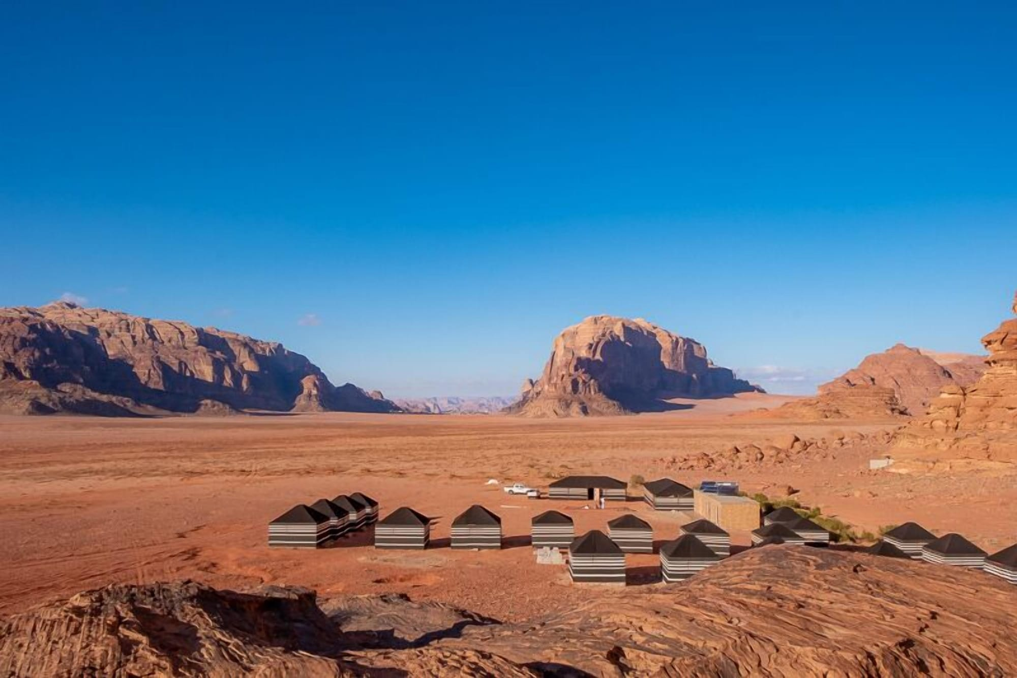 Wadirum Quiet Village Camp, Aqaba