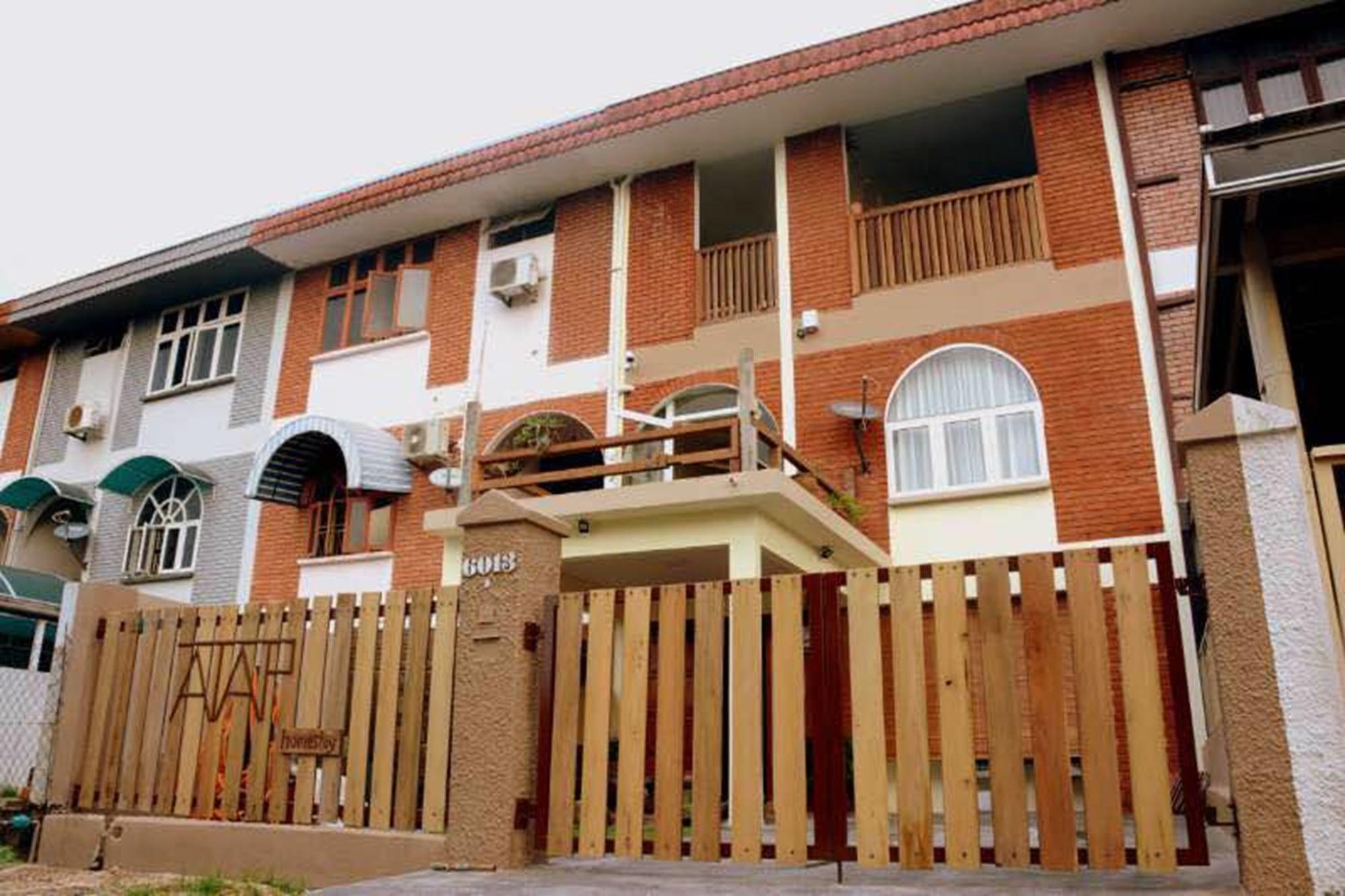 Atap Homestay, Kota Melaka