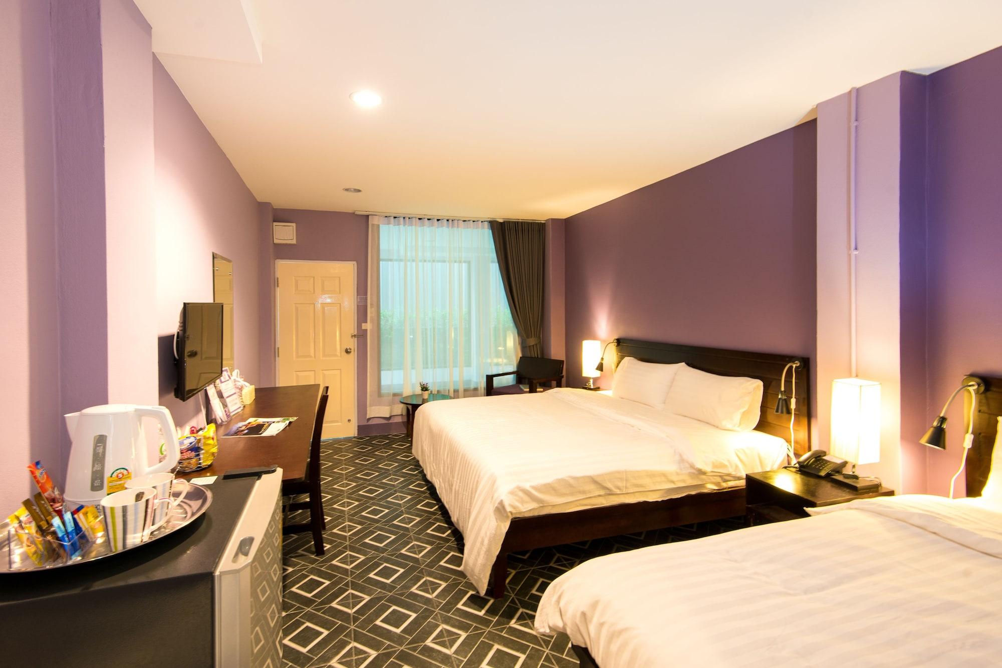 Lilac Relax Residence, Lat Krabang