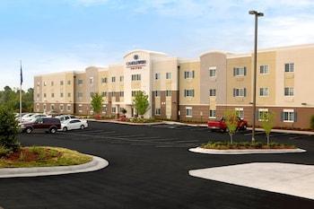 奧克拉荷馬市 - 磚城駐橋套房公寓飯店 - IHG 飯店 Candlewood Suites Oklahoma City - Bricktown, an IHG Hotel
