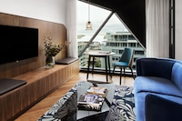 Suite, 1 King Bed (Barangaroo) at West Hotel Sydney, Curio Collection by Hilton in Sydney