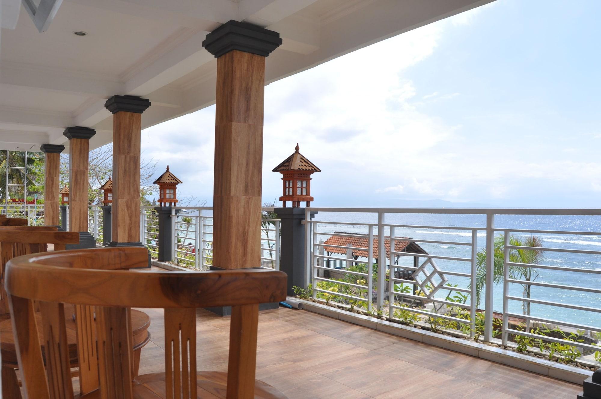 Cemara Beach Homestay, Klungkung