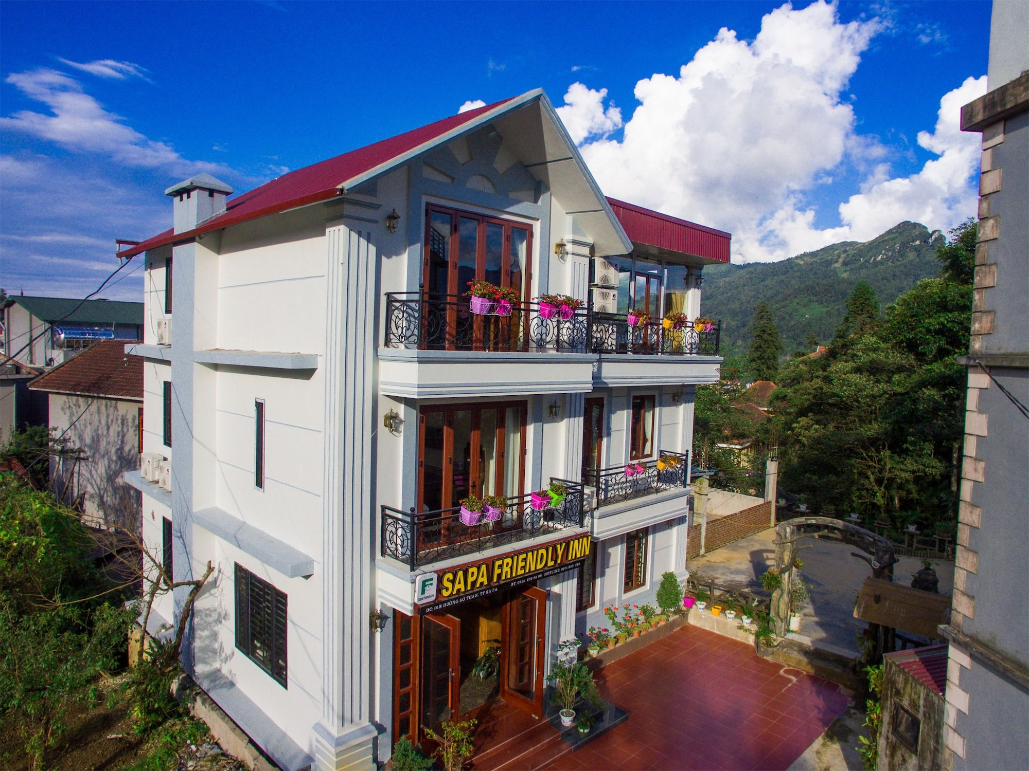 Sapa Friendly Inn & Travel, Sa Pa