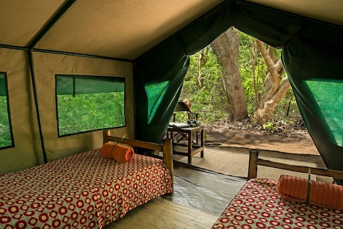 Selous River Camp, Rufiji