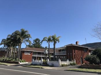蒂羅爾海灘汽車旅館 Thirroul Beach Motel