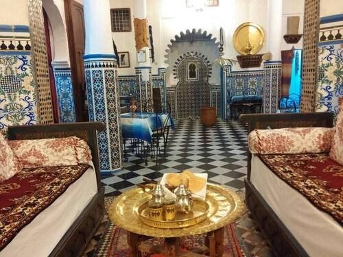 . Hotel Riad Dalia Tetouan.