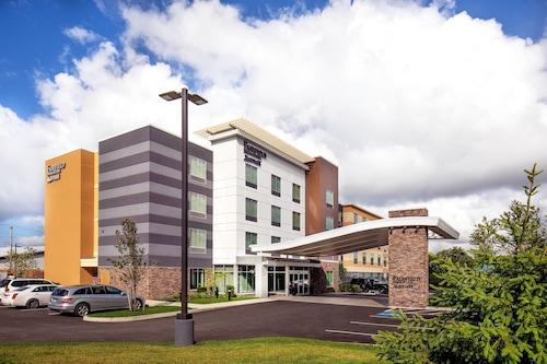 Fairfield Inn & Suites by Marriott Boston Walpole, Norfolk