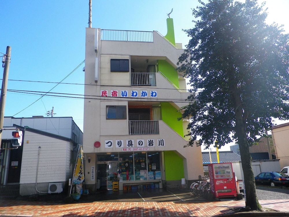 素泊り民宿いわかわ <屋久島>