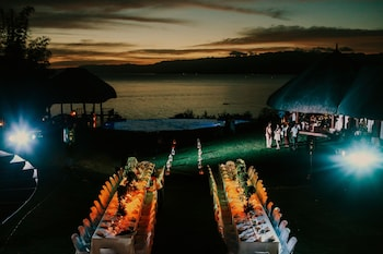 PURE SHORES VILLA Outdoor Wedding Area