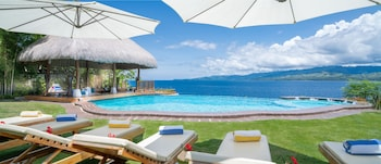 PURE SHORES VILLA Infinity Pool