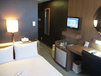 デラックス セミダブル ルーム 禁煙|新潟京浜ホテル
