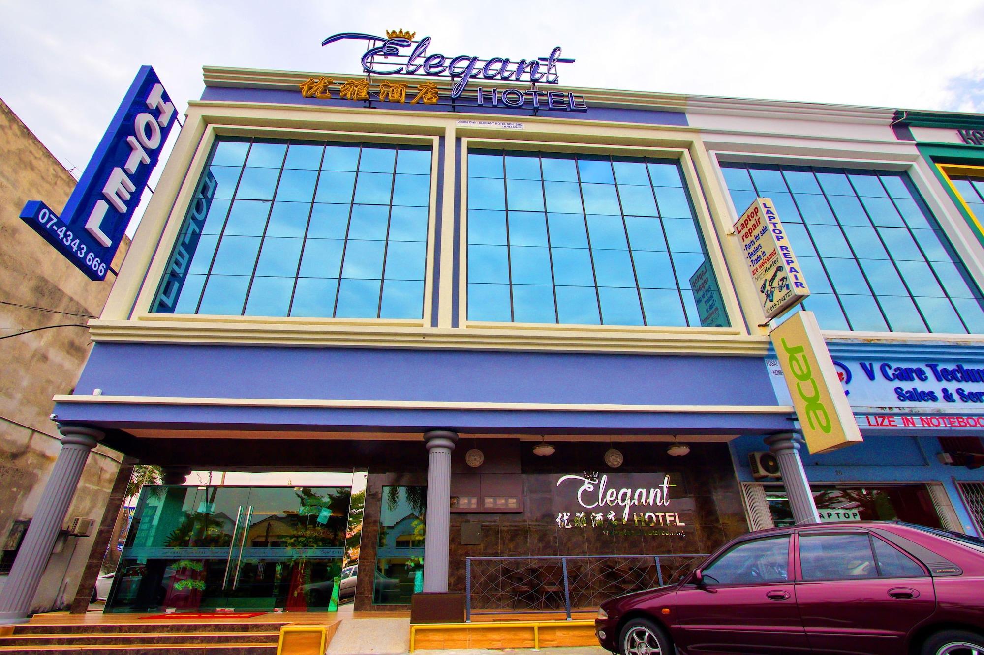 Elegant Hotel, Batu Pahat