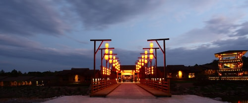 Changbaishan Luneng Resort Timberwood Lodge, Baishan