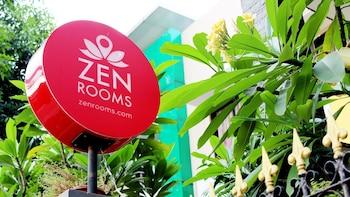 ZEN ROOMS CENTER SUITES CEBU Hotel Front