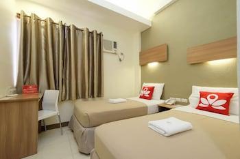 ZEN ROOMS CENTER SUITES CEBU Guestroom