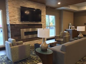 Lobby Sitting Area at Comfort Suites North Charleston - Ashley Phosphate in North Charleston
