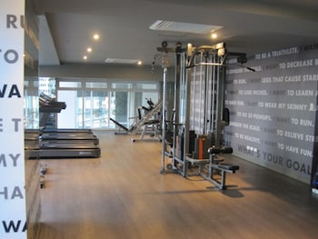 PREMIUM RESIDENCE THE CURRENCY ORTIGAS Fitness Facility