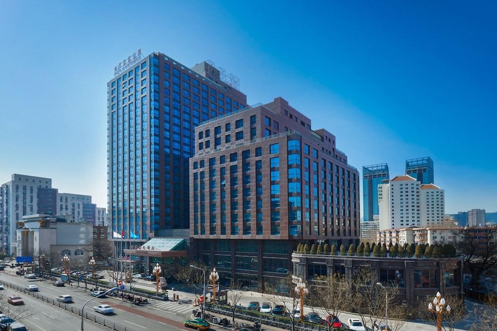 Hotel Beijing Baifuyi Apartment