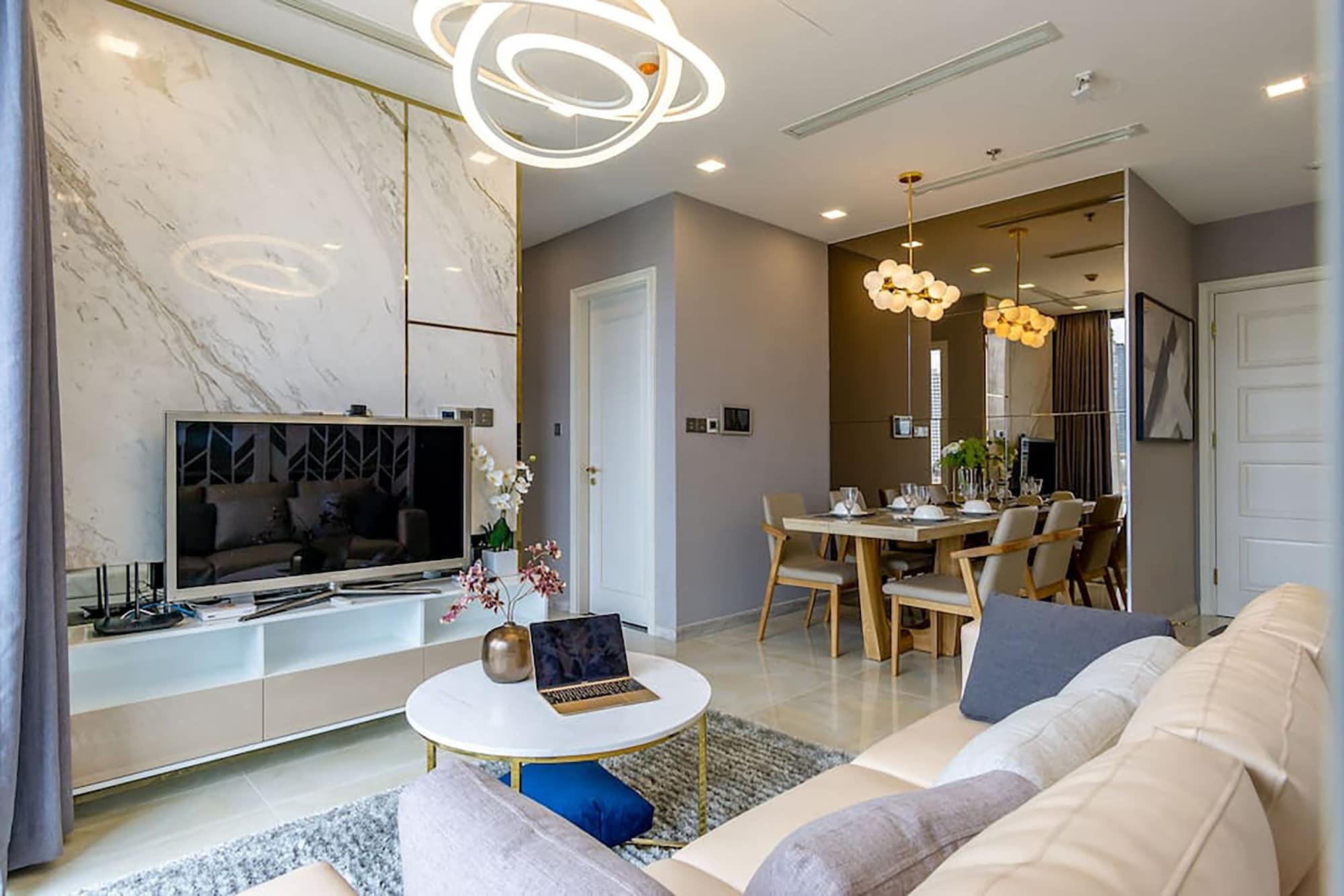 Mia Apartment 1 - ICON 56, Quận 4