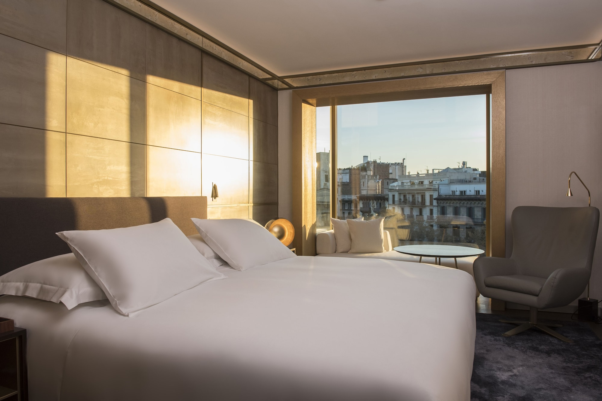 Double or Twin Room (Gran Via Cube)