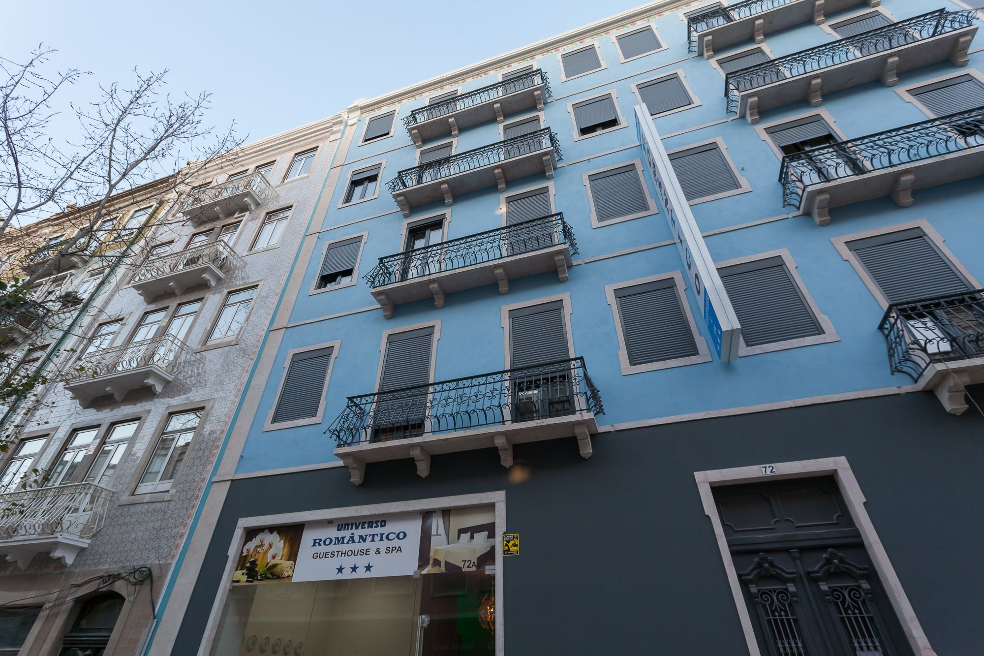Universo Romântico Guesthouse & Spa, Lisboa