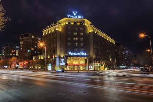 . Yinchuan Vintage Hill Hotels & Resorts