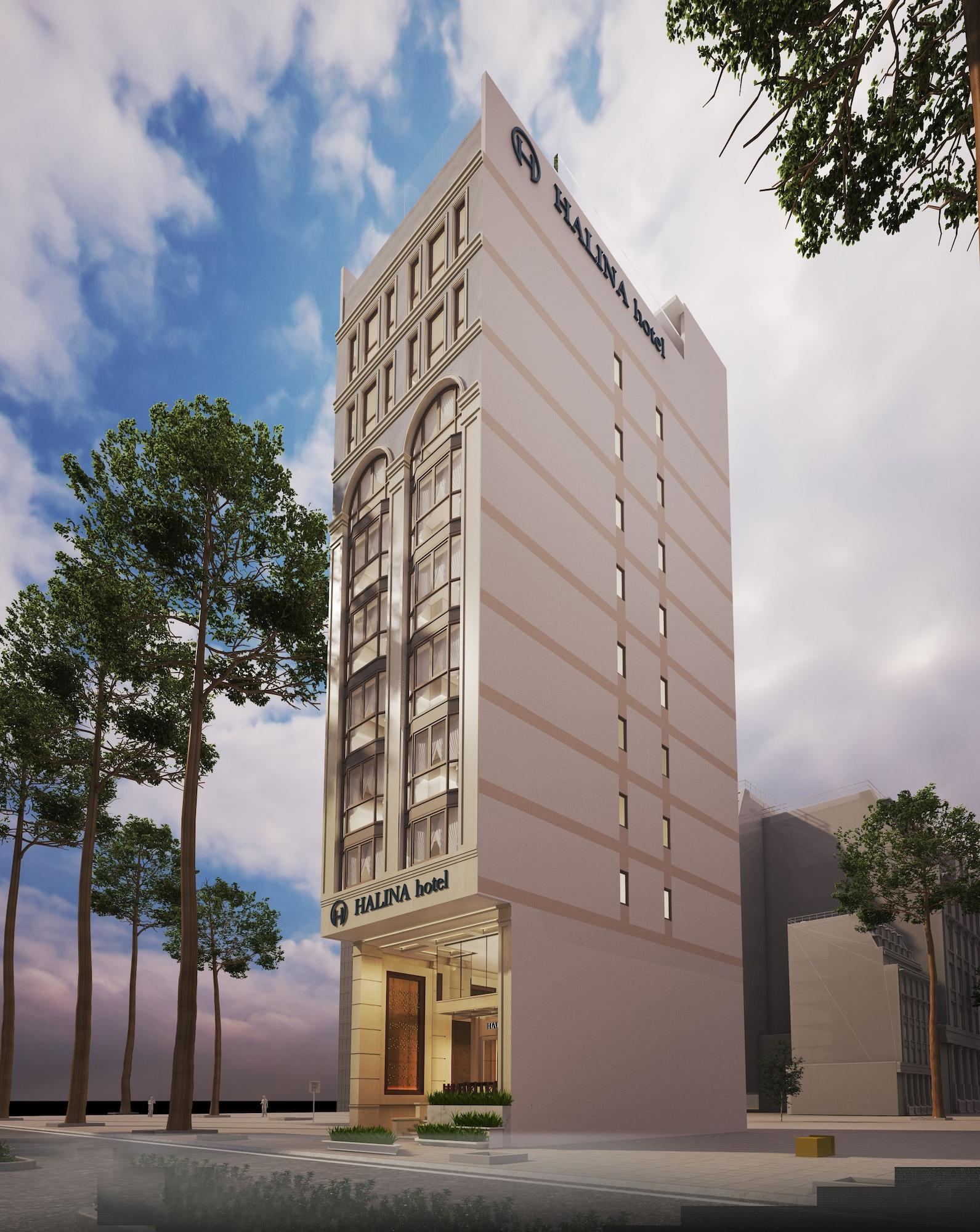Halina Hotel & Apartment, Ngũ Hành Sơn