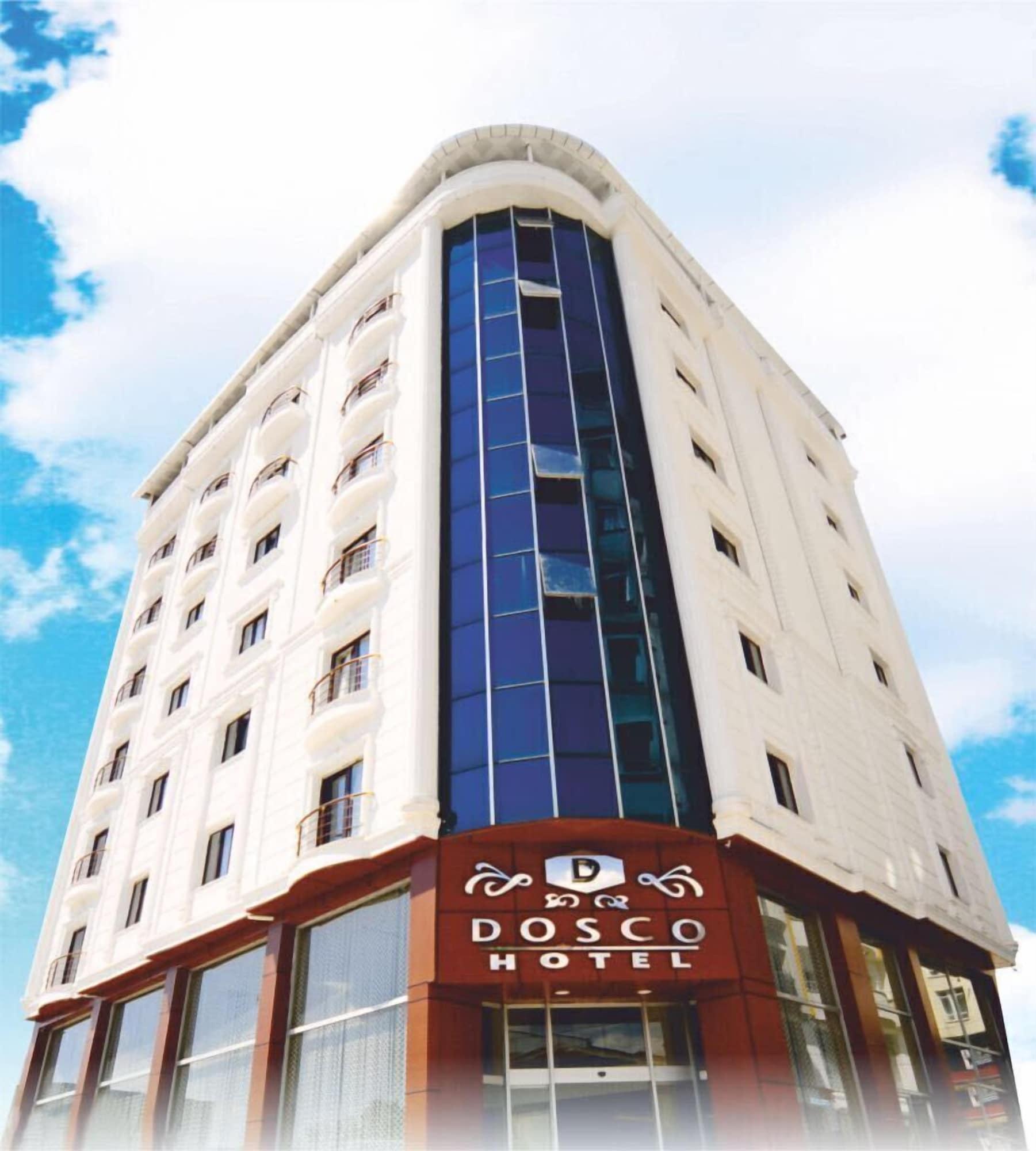 Dosco Hotel, Merkez