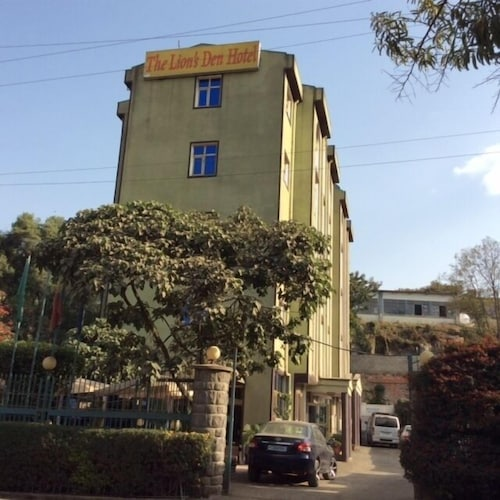 The Lions Den Hotel, Addis Abeba