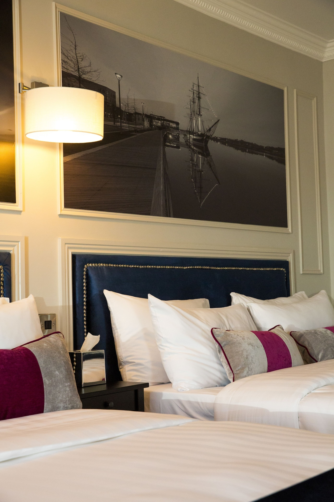 The Kennedy Boutique Hotel,