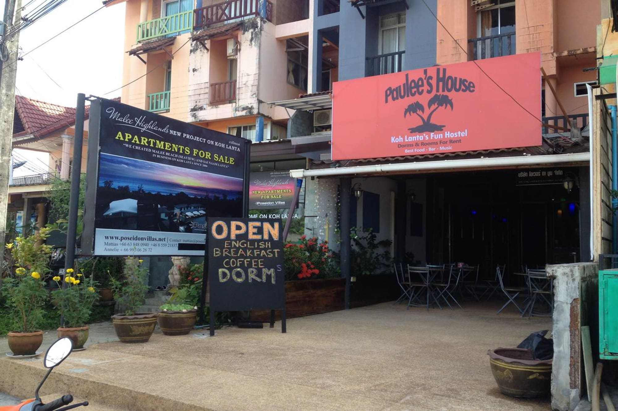 Paulee's House, Ko Lanta