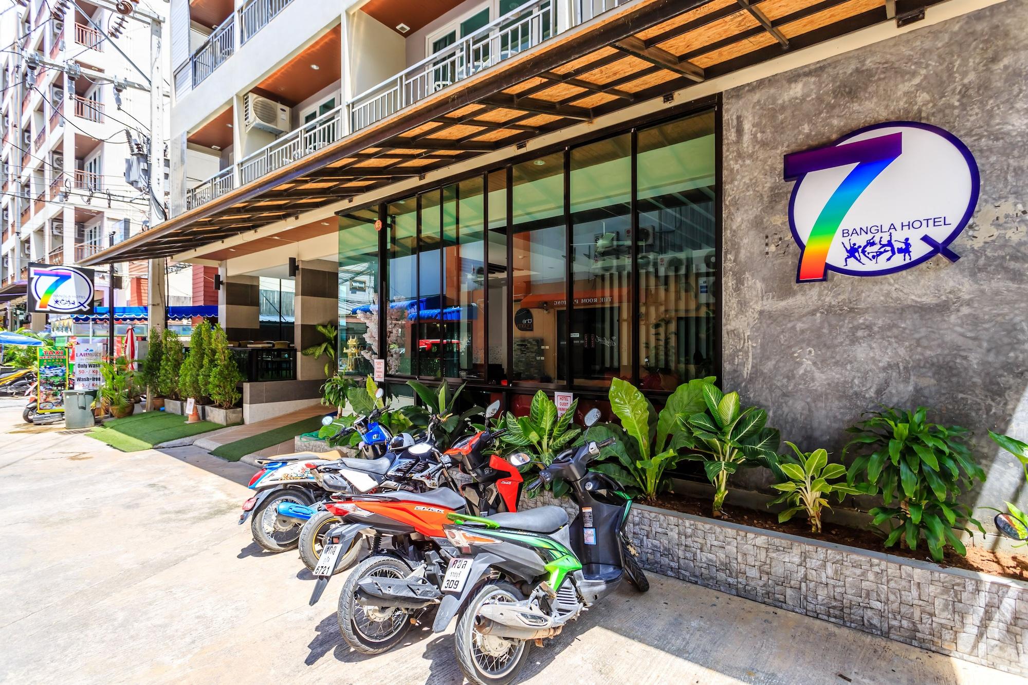 7Q Bangla Hotel, Pulau Phuket