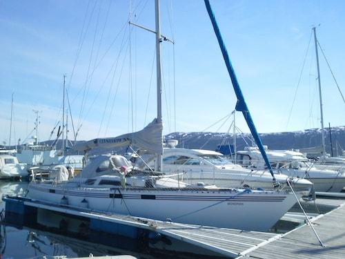 Norwavey, Sleep in a Boat, Tromsø