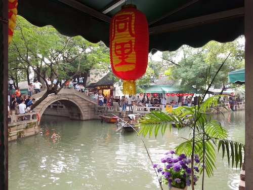 Tongli Three Bridge Villa, Suzhou