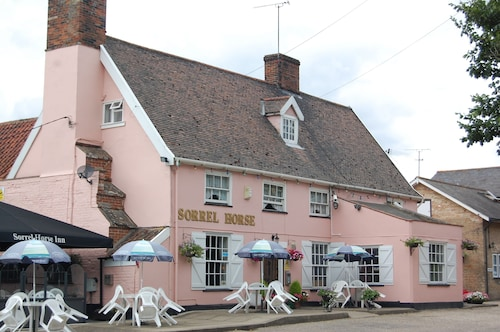 The Sorrel Horse Inn, Suffolk