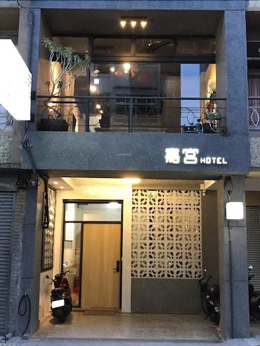 Chia Kon Hotel, Chiayi City