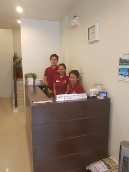 GRAND CENTRAL HOTEL CANDELARIA Concierge Desk