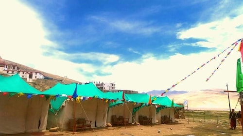 The Norling Camp, Leh (Ladakh)