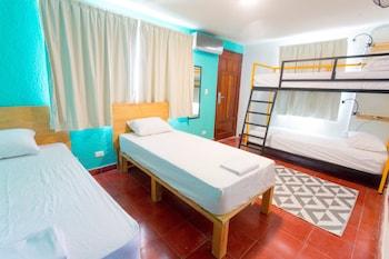 Family Quadruple Room, 1 Bedroom
