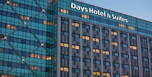 . Days Hotel & Suites by Wyndham Incheon Airport