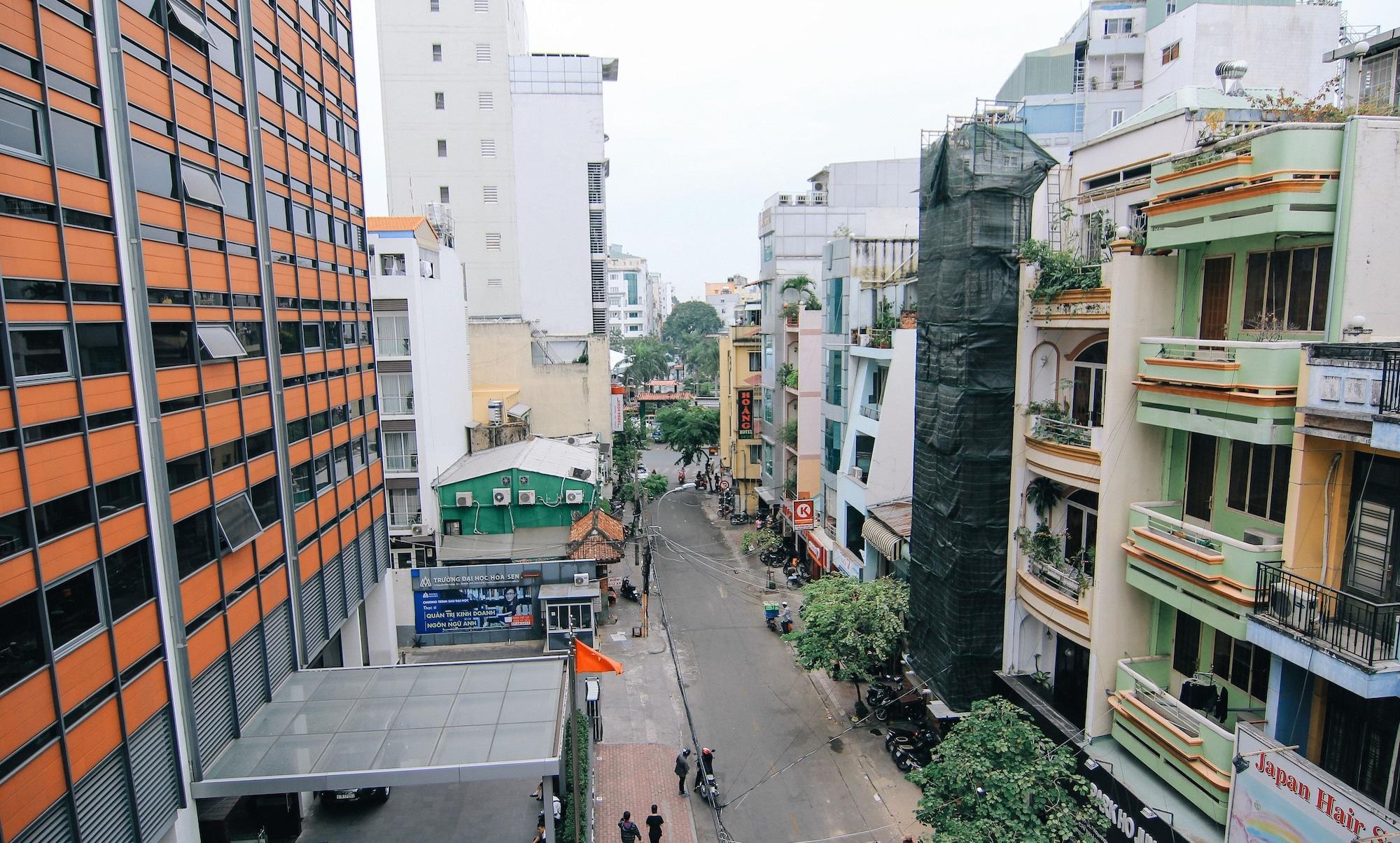 Wanderlust Saigon Hostel, Quận 1