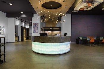 艾爾帕索市中心雅樂軒飯店 Aloft El Paso Downtown